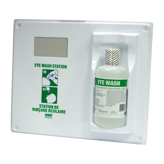 Picture of LIGHTHOUSE™ Eyewash Station w/ 1L of solution, 1 U/Pk