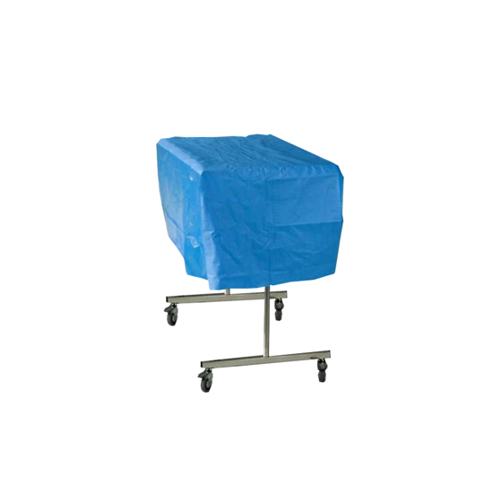 """Picture of OMNIA® liq proof main cover for instrument table 57.13""""x63.04, 30 Drape/Bx"""