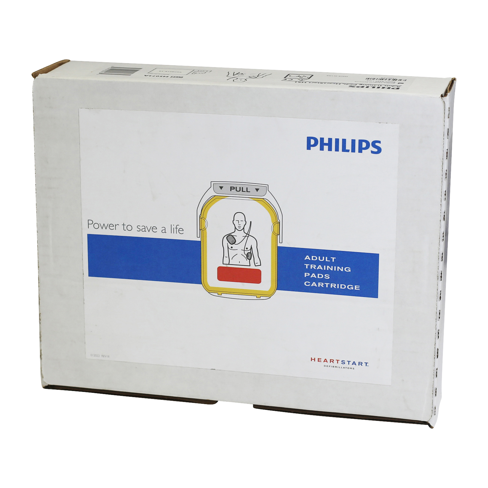 Picture of Philips HeartStart Training Pads Cartridge 1 Pair Adult, 1 U/Pk