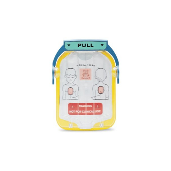 Picture of Philips HeartStart Training Pads Cartridge 1 Pair Child, 1 U/Pk