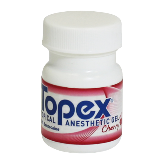 Picture of Sultan Topex® Topical Anesth Gel Cherry 1oz. (30ml), 1 Jar/Pk