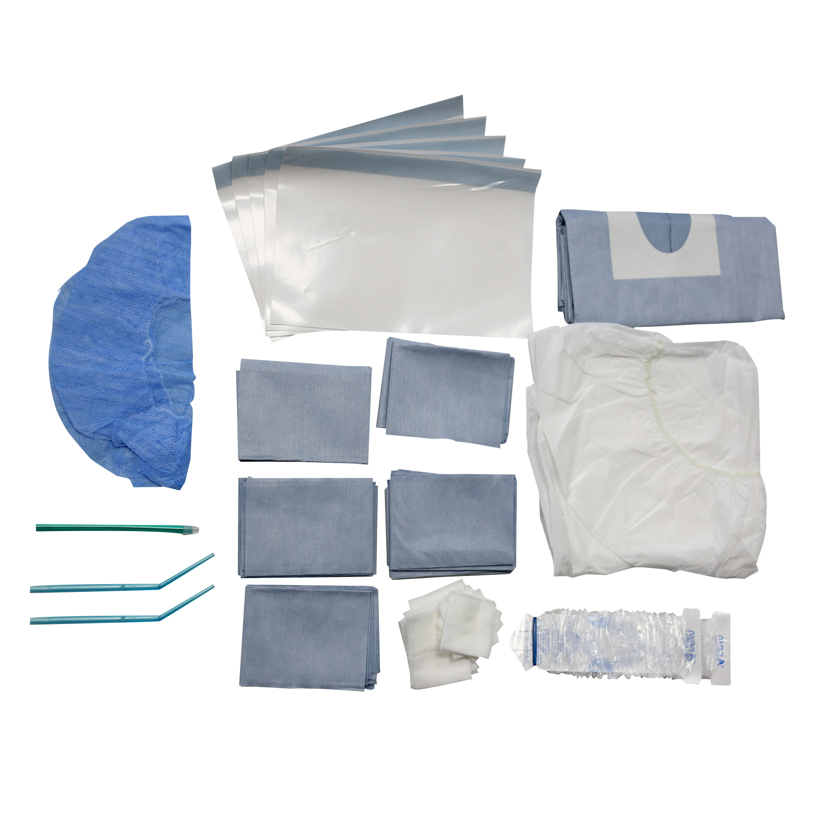 Picture of OMNIA® Intermediate Surgery Emergency Protective Kit, 1 Assy/Kit