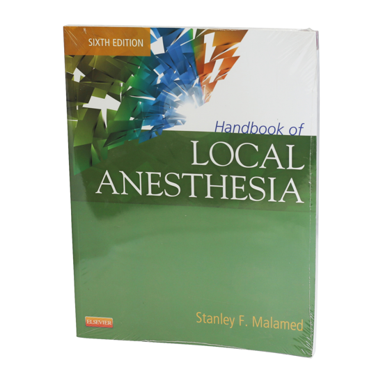Picture of Education Handbook of Local Anesthesia 6th Ed (S. Malamed), 1 /Bk