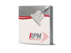 Picture of Geistlich RPM200PLT Shapes with Fixation Points 30 mm x 41 mm, 1 Unit/Box
