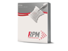 Picture of Geistlich RPM200PTCM Interproximal Shapes 38 mm x 38 mm, 1 Unit/Box