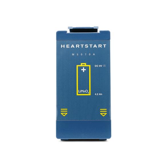 Picture of Philips HeartStart Battery, long-life (4year or 200 shocks), 1 U/Pk