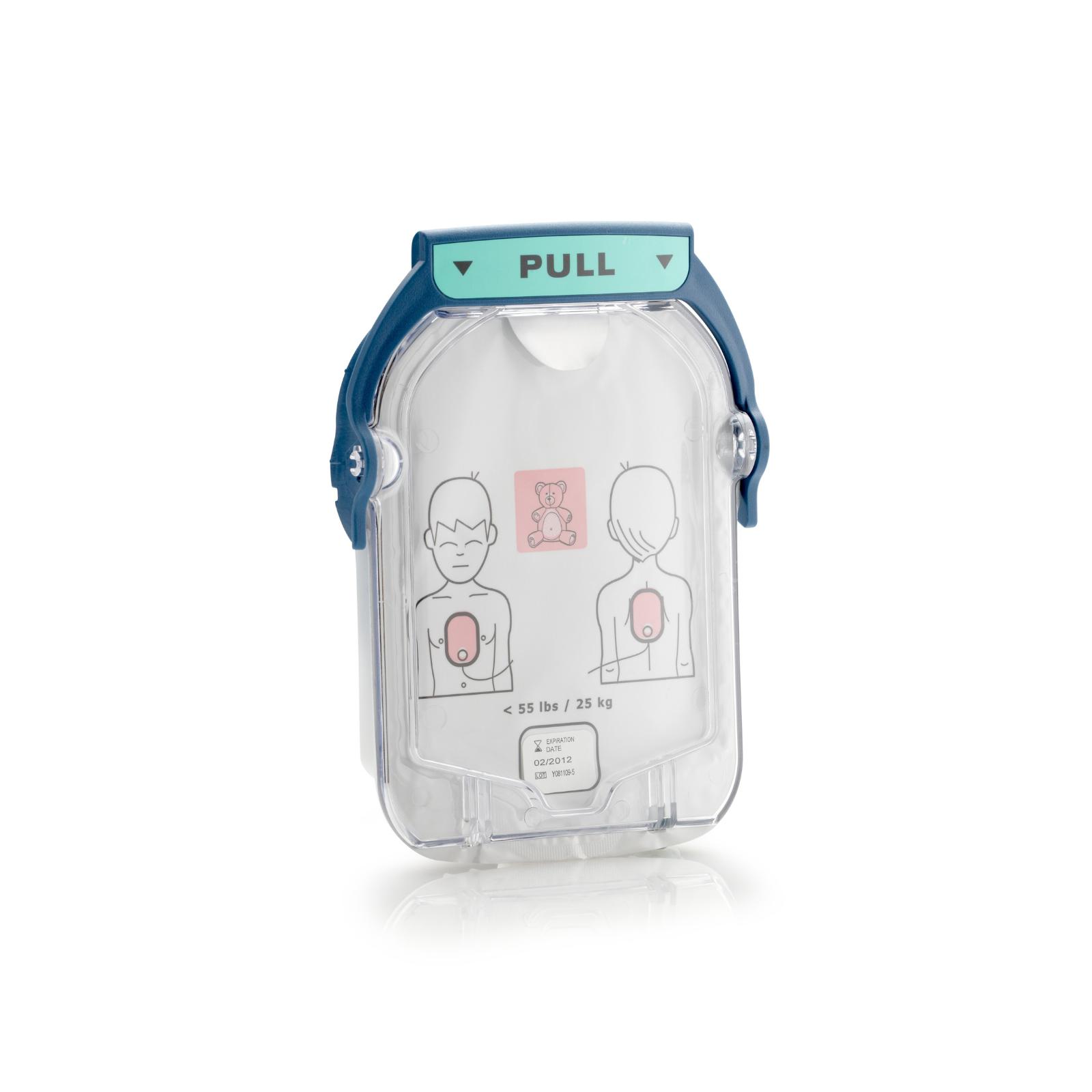 Picture of Philips HeartStart Infant/Child SMART Pads cartridge (1 pair), 1 U/Pk